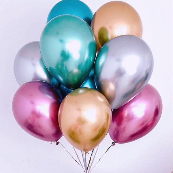 Воздушные шары в ассортименте.