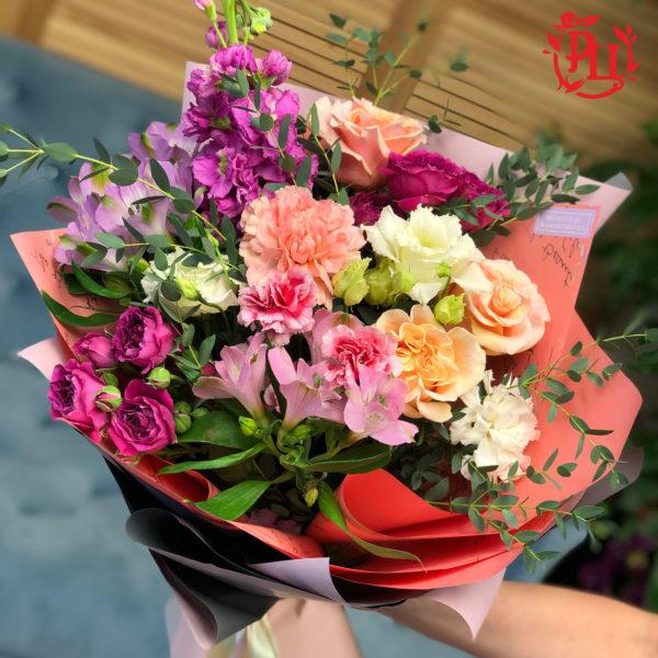 """Букет цветов """"Французский"""""""