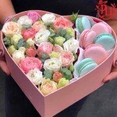 Сладкое и красивое сердце